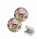 Gien Millefleurs Mini Dishes Boxed Set of 2
