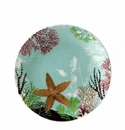 Gien Ocean Canape Plate