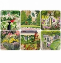 Gien Paris A Giverny Acrylic Coasters