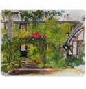 Gien Paris A Giverny Acrylic Serving Tray Large