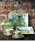 Gien Paris a Giverny Dinnerware