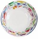 Gien Passion Soup Plate