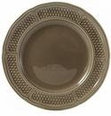 Gien Pont Aux Choux Taupe Dinner Plate