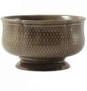 Gien Pont Aux Choux Taupe Open Vegetable Dish Small