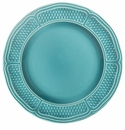 Gien Pont Aux Choux Turquoise Dinner Plate