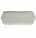 Gien Pont Aux Choux White Oblong Serving Tray