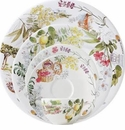 Gien Provence 5 Piece Dinnerware Placesetting (+ Fragrance Dessert Plate)