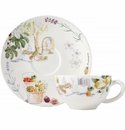 Gien Provence Breakfast Cup & Saucer