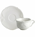 Gien Rocaille White Tea Cup