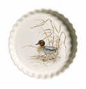 Gien Sologne Pie Dish Round