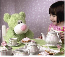 Gifts for Children - Kid's Dinnerware, Tea Sets, Blankets & Stuffed Animals