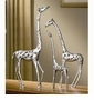 Giraffe Family Sculptures (Set of 3) by SPI Home