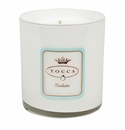 Giulietta Candle 10.6oz Pink Tulip Green Apple by Tocca
