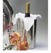 Global Amici Ripple Stainless Steel Wine Caddy