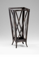 Hacienda Iron Umbrella Stand by Cyan Design