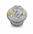 Halcyon Days 2015 Annual Mothers Day Box Enameled Box