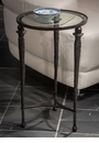 Hammered Bronze Cocktail Table Home Decor
