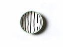 Happy Everything Black And White Stripe Bowl Big Attachment