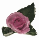 Herend Flower and Leaf Figurines and Dishes