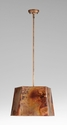 Heritage Copper One Light Pendant by Cyan Design