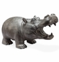 Hippo Basso with Bluetooth Speaker Sculpture by SPI Home