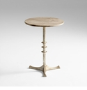 Hyde Round Side Table by Cyan Design
