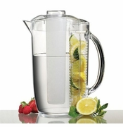 Iced Tea Fruit Infuser Pitcher