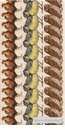 Ideal Home Range 16 ct Guest Towels - Emma Bridgewater British Birds