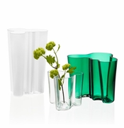 iittala Glass Vases and Bowls