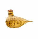 "iittala Toikka Summer Grouse 7""x4.75"""