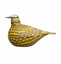 iittala Toikka Yellow Grouse 8.5 X 5.1""