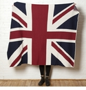in2green Throws Union Jack Throw