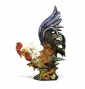 Intrada Italy Cesare Rooster Looking Down Statue