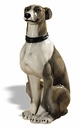 Intrada Italy Levreier Greyhound Dog Statue