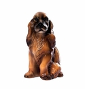 Intrada Italy Small Brown Cocker Spaniel Dog Statue