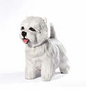 Intrada Italy West Highland Dog Statue