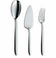 JA Henckels Flatware Arona 3 Piece Serving Set