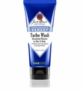 Jack Black Men's Turbo Wash� Energizing Cleanser for Hair & Body, 3 oz