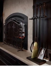 Jan Barboglio Fireplace Screens & Accessories