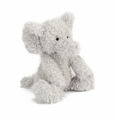 Jellycat Angora Evan Elephant Medium