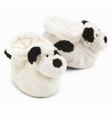 Jellycat Bashful Black & Cream Puppy Booties