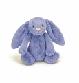 Jellycat Bashful Bunny Bluebell Medium Stuffed Animal