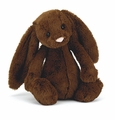 Jellycat Bashful Bunny Chocolate Small