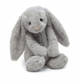 Jellycat Bashful Bunny Grey Huge