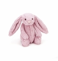 Jellycat Bashful Bunny Tulip Pink Medium