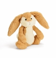 Jellycat Bashful Bunny Wriggle Medium Stuffed Animal