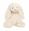 Jellycat Bashful Cream Bunny - Huge Stuffed Animal