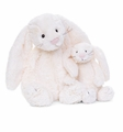 Jellycat Bashful Cream Bunny - Large Stuffed Animal