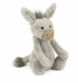 Jellycat Bashful Donkey - Medium Stuffed Animal