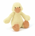 Jellycat Bashful Duckling Yellow Small